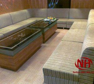 sofa phòng hát ms103