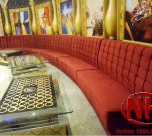 sofa phòng hát ms104