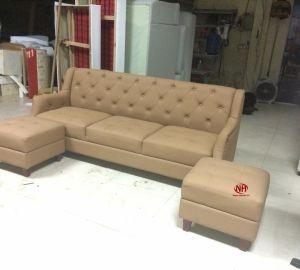 Sofa giả da MS 136
