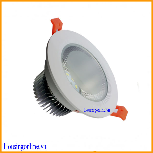 Đèn Led Downlight Glass Cup 7W