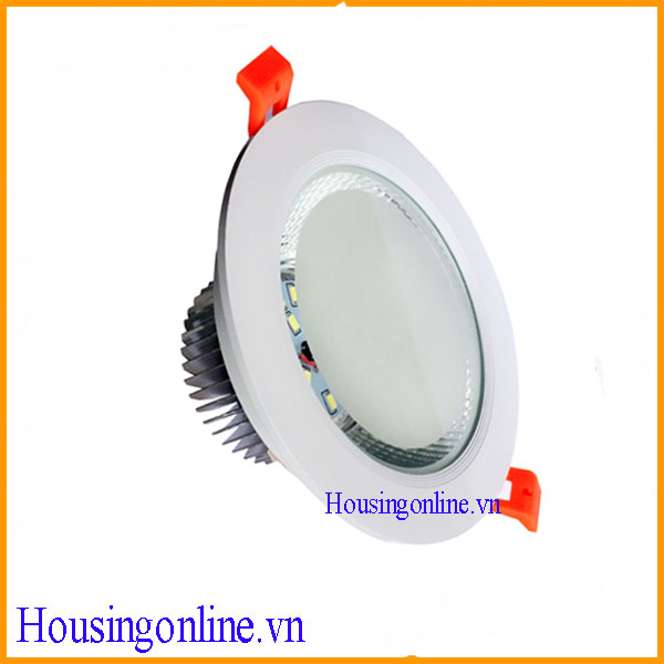 Đèn Led Downlight Glass Cup 9W