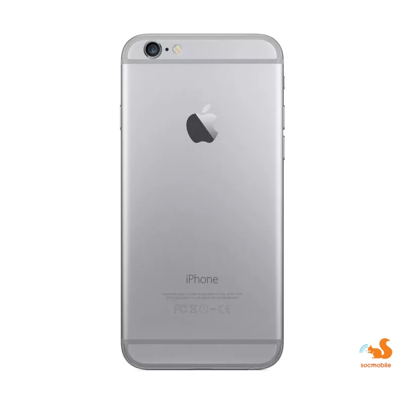 iPhone 6 gray