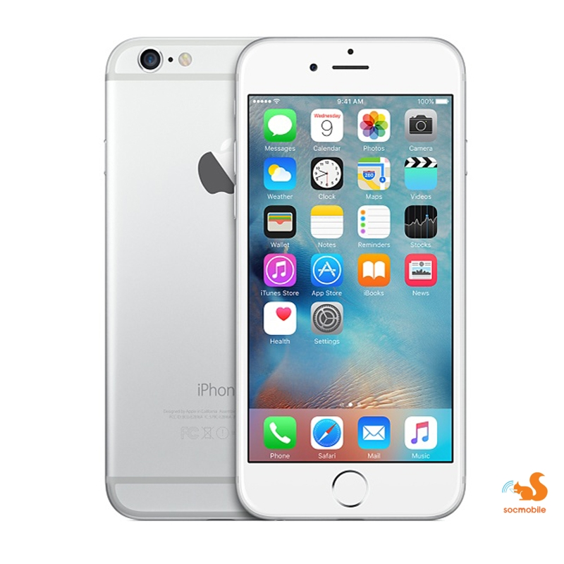 iPhone 6 - 16GB Trắng
