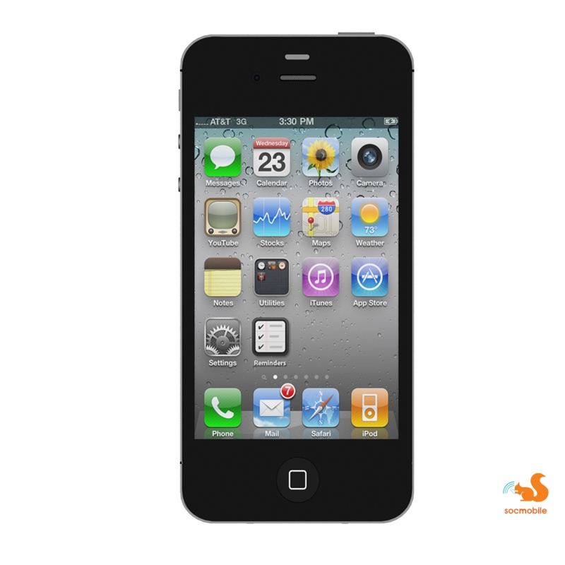 iPhone 4s - 32Gb Đen