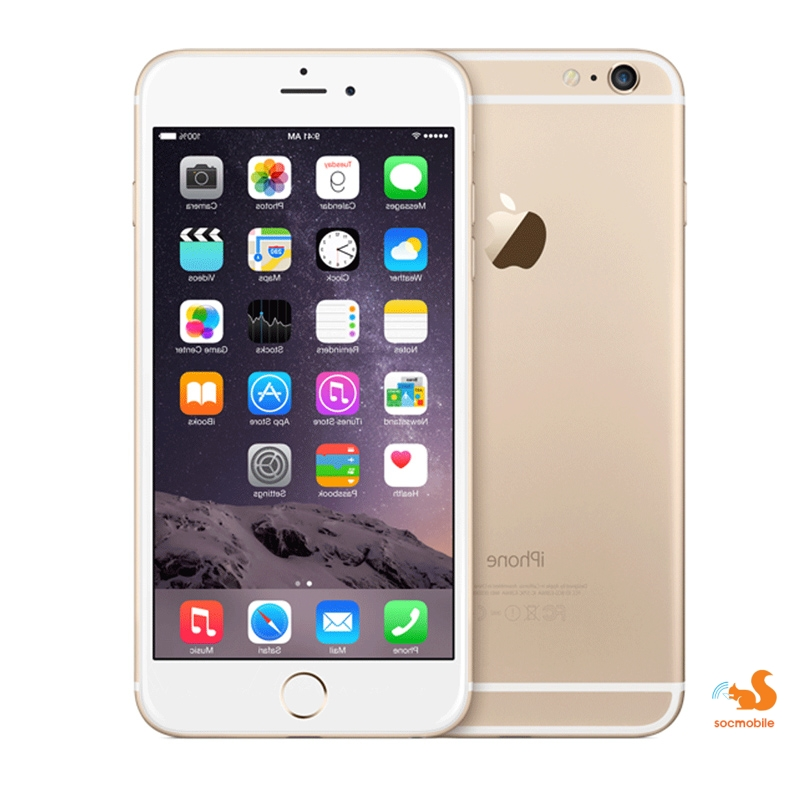 iPhone 6 Plus - 64GB Gold