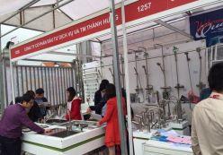 MOONOAH tham dự hội chợ triển lãm Quốc tế Vietbuild Hà Nội tháng 03/2016