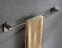 Thanh treo khăn đơn inox 304 bóng
