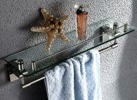 Kệ gương nhà vệ sinh inox 304 bóng