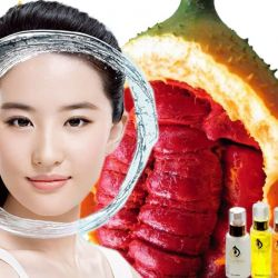 Massage mặt dầu Gấc (dành cho da nhạy cảm) - Gac fruit Oil (For delicate skin)