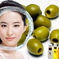 Massage mặt Dầu Oliu - Olive Oil