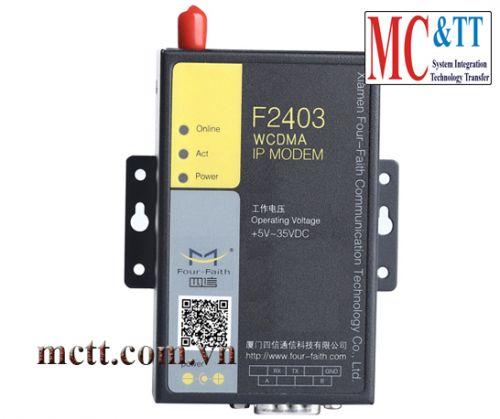 F2403 WCDMA (3G) IP Modem