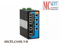 Switch công nghiệp 4 cổng PoE Ethernet + 2 cổng quang Combo SFP 3Onedata IPS3110-2GC-4POE