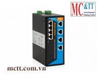 Switch công nghiệp quản lý 4 cổng Ethernet + 4 cổng PoE Ethernet 3Onedata IPS618-4POE