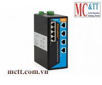 Switch công nghiệp quản lý 8 cổng PoE Ethernet 3Onedata IPS618-8POE