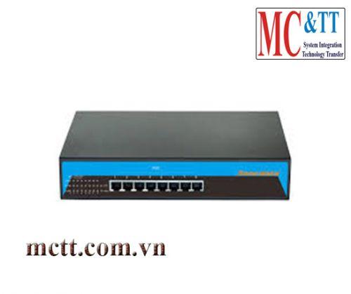 Switch 8 cổng Gigabit PoE Ethernet 3Onedata ES1008G-8POE-150W-P(220VAC)