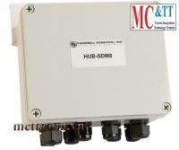 Hub 8 kênh dùng cho các kết nối ngoại vi SDM Campbell Scientific HUB-SDM8