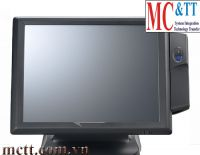 "High Value Fanless Point-of-Sales 15"" TFT LCD Terminal NEXCOM NPT 1560"