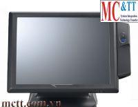 "High Value Fanless Point-of-Sales 15"" TFT LCD Terminal NEXCOM NPT 1560"