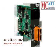 Module 8 kênh đầu vào tương tự, 16 bit, tốc độ lấy mẫu 250k ICP DAS I-9014C