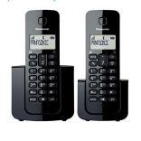 ,Điện thoại Panasonic KX-TGB112,1 máy mẹ +1 tay con