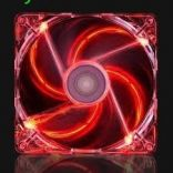 Quạt tản nhiệt XIGMATEK FAN 120 CLF-F1252 - RED LED