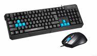 Bộ bàn phím và chuột Motospeed S700 Gaming Combo