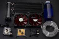 Tản nhiệt nước Water cooling kit S4