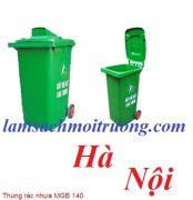 Thùng rác nhựa MGB 140