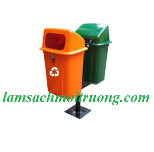 Thùng rác composite FTR 007 N2