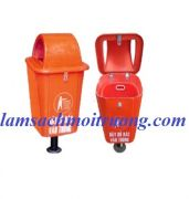 Thùng rác composite FTR 005