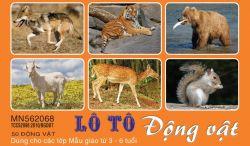 Lô tô động vật PA5517