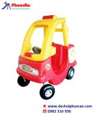 Xe chòi chân cho trẻ mầm non Patrol YR PA2208