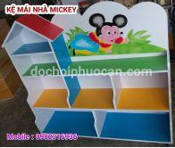 Kệ đồ chơi mái nhà Mickey PA3924
