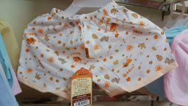 Quần ngắn Babiboo thiết kế cotton in nhiều hình BB46