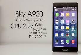 sky A920 (QSD)