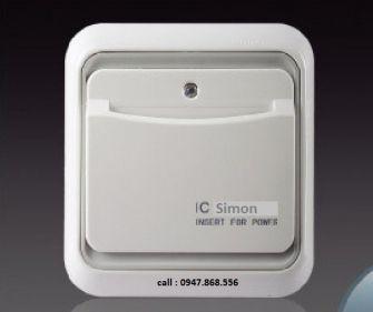 Công tắc thẻ Simon