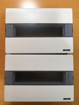 Tủ điện âm tường simon 24 aptomat