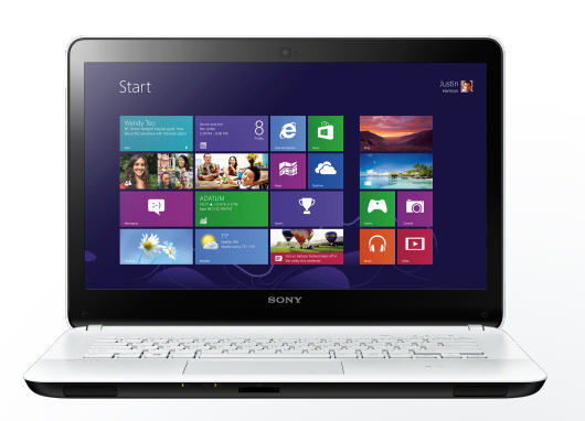 Sony Vaio Fit 14E SVF-14328SG/W