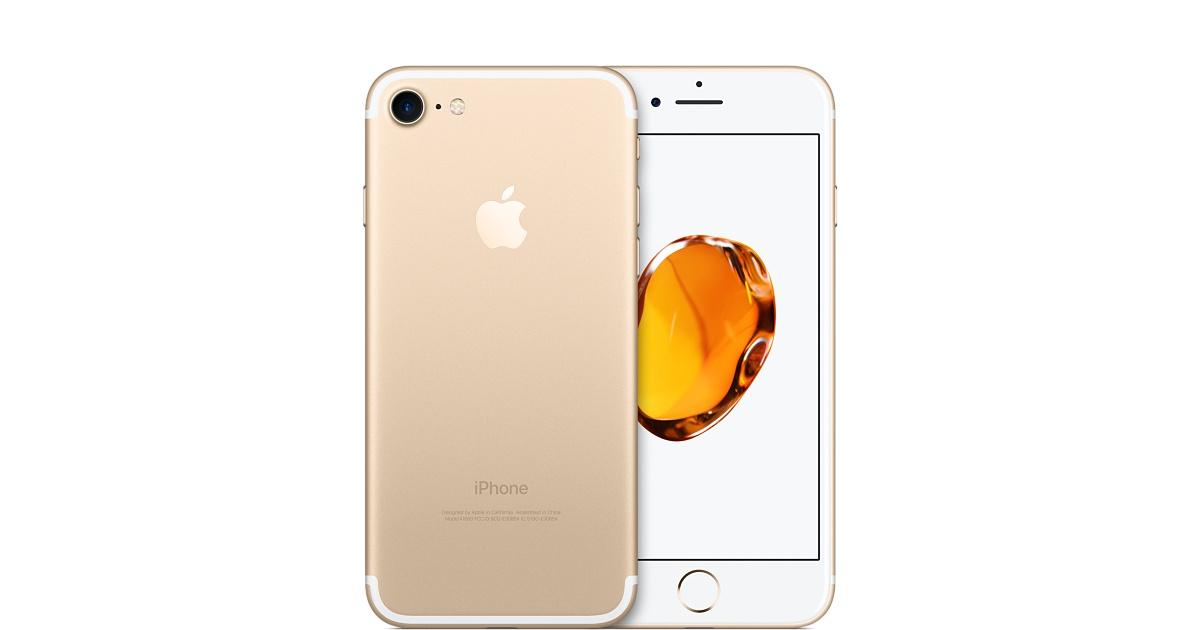 iPhone 7 Vàng Quốc tế 128GB