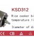 Rơle nhiệt KSD312