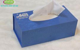 Soft Life chuyên cung cấp – sản xuất hộp khăn giấy lụa cho doanh nghiệp