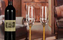 Uống rượu vang đơn giản nhưng phải đúng điệu