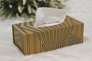 Hộp khăn giấy ăn Soft Life HKM02