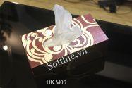 Hộp khăn giấy ăn Soft Life HKM06