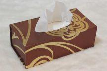 Hộp khăn giấy ăn Soft Life HKM08