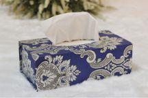 Hộp khăn giấy ăn Soft Life HKM12