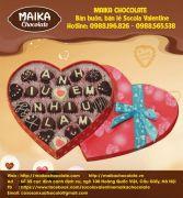 MAIKA CHOCOLATE - BÁN BUÔN SOCOLA VALENTINE 2017