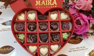 MAIKA CHOCOLATE| socola valentine 2018 giá rẻ nhất