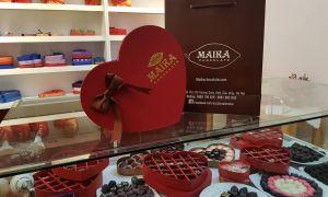 MAIKA CHOCOLATE| Địa chỉ bán buôn socola giá rẻ - Mua sỉ trực tiếp từ xưởng sản xuất