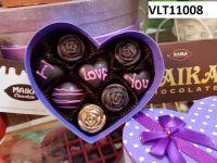 Hộp quà tặng socola Valentine xinh xắn